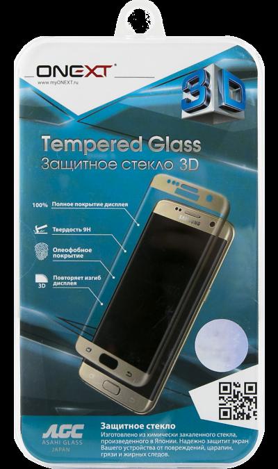 Защитное стекло One-XT 3D Full Screen для Samsung Galaxy S7 Edge